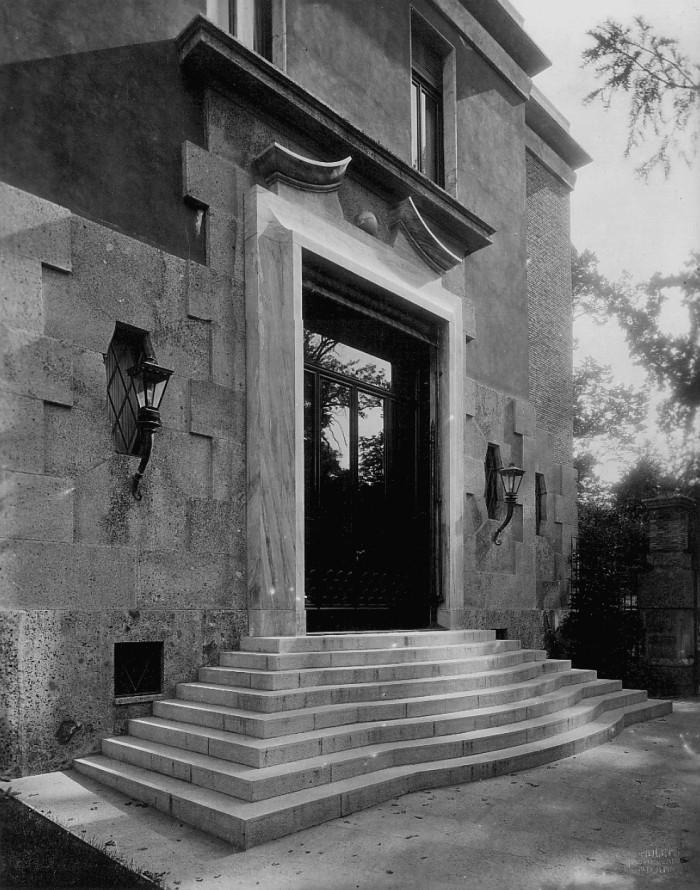 Villa alberto zanoletti for Piero portaluppi