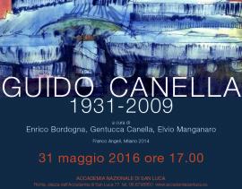 Guido Canella Copertina